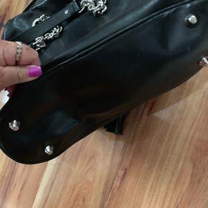 Badgley Mischka Bags - Badgley Mishka large leather bag